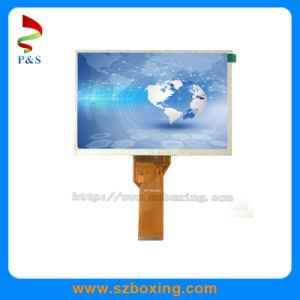 7 Inch TFT LCD Module LCD Display with 800 (RGB) X480 Resolution 50 Pins pictures & photos