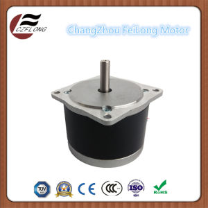 1.8deg NEMA34 86*86mm Stepping Motor for CNC Embroidery Machine pictures & photos