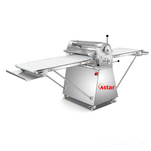 Standing Dough Sheeter 650 Series (stainless steel) Dough Flattener Kitchen Machine pictures & photos