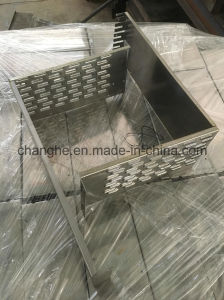 OEM Stamping Punched Metal Part pictures & photos
