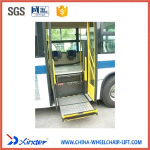 CE Electrical & Hydraulic Wheelchair Lift (WL-STEP-1200) pictures & photos