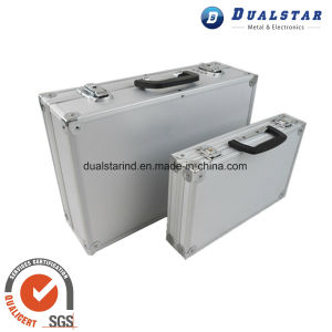 Professional Aluminum Box Two Pieces Suit pictures & photos