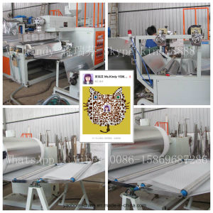 Compound Bubble Film Making Machine
