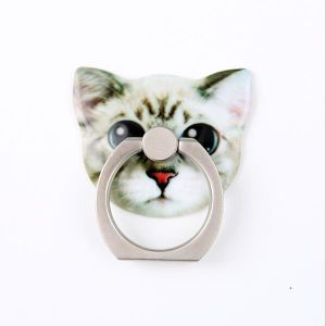 Hot Seller Cute Cat Shaped Cell Phone Holder pictures & photos