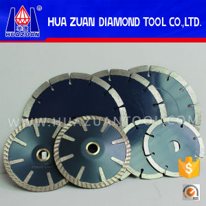 5 Inch Convex Continuous Turbo Diamond Saw Blades/Diamond Cutting Tools pictures & photos