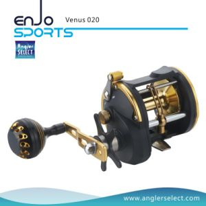 Venus Trolling Reel Strong Graphite Body / 3+1 Bb / Right Handle Fishing Reel for Saltwater and Freshwater (Venus 020) pictures & photos