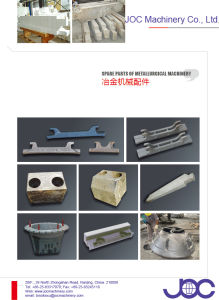 Heat Resistant Casting for Metallurgical Machinery-1 pictures & photos