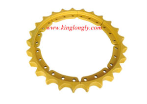 Excavator Spare Parts Sprocket Undercarriage Segment for Construction Machinery and Mining Equipment