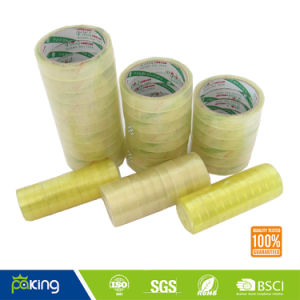 Packing Brand Clear BOPP Stationery Adhesive Tape School Use pictures & photos