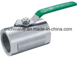 Stainless Steel Stock Bar Type 1PC Ball Valve pictures & photos