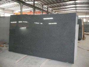Natural Stones Sesame Black Granite, G654 Tiles/Slab/Countertop pictures & photos