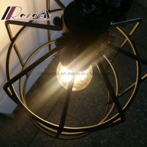 Modern Iron Matt Black Birdcage Pendant Light for Bar pictures & photos
