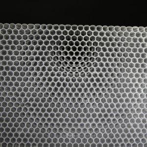 Light Transparent Hard Honeycomb Core PC3.5 pictures & photos