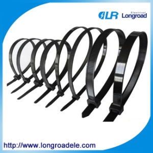 Nylon PA66 Cable Ties Plastic, Cable Ties Nylon pictures & photos