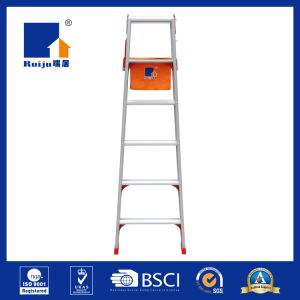 Aluminium Two-Way Ladder with Tool Bag pictures & photos