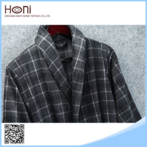 D-043 Wholesale New Design Men Printed Bathrobe pictures & photos