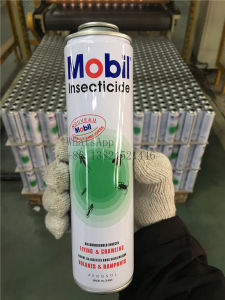 Empty Aerosol Can for Insecticide pictures & photos