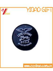 Custom School Button Jewelry Badge Souvenir Gift (YB-HD-137) pictures & photos