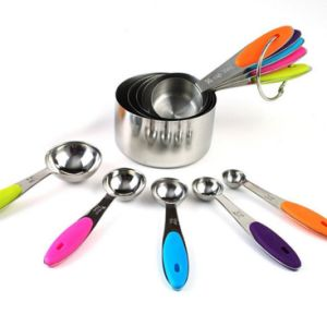 Custom Logo Stainless Steel Measuring Spoon pictures & photos