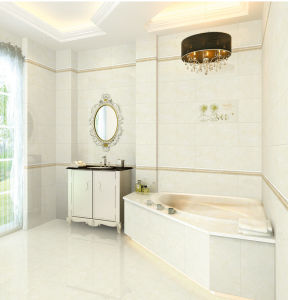 300X600mm 6D Inkjet Interior Wall Tile Porcelain Tile for Home Decoration (007) pictures & photos