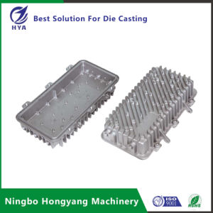 Aluminium Die Casting Lamp Casing pictures & photos