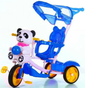 Plastic Cartoon Children Tricycle Kids Baby Trike Tricycle pictures & photos
