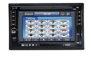 Car DVD With Bluetooth (CTJ6202)
