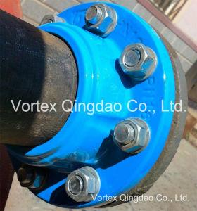 PVC /PE /Di Pipe Quick Flange Adaptor pictures & photos