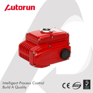 Chinese Wenzhou Supplier Shutoff Quarter Turn Electric Actuator pictures & photos