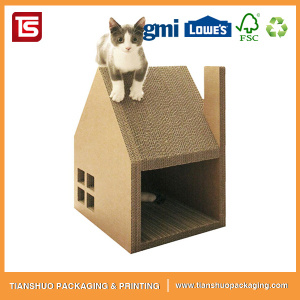 Top Quality Corrugated Cat House