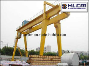 Precast Yard Gantry Crane 03 pictures & photos