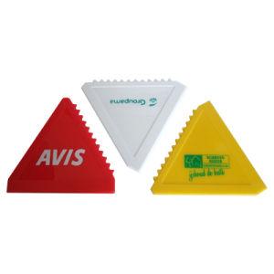Triangle Plastic Ice Scraper for Promotional