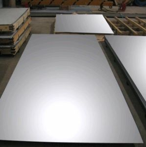 Cold 2b Stainless Steel Sheet (201, 202, 304, 304L, 310S, 316, 316L, 410, 430)
