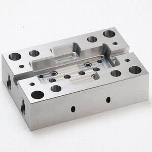 2017 OEM CNC Precision Milling Machining Parts for Aluminum pictures & photos