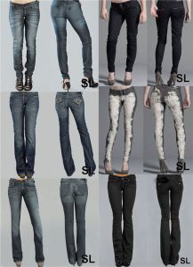 Skinny Lady Jean