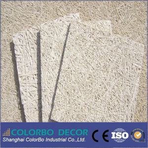 High Quality Wood Wool Cement Acoustic Panel pictures & photos