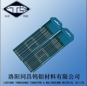 Tungsten Electrode Wp Dia1.6*150mm in Green Code pictures & photos