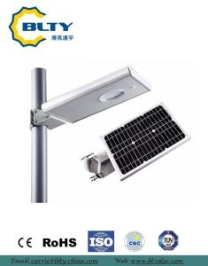 10W Intergrated Solar Street Light pictures & photos