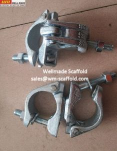 Oil&Gas Scaffolding Forged Scaffold Swivel Clamps En74/BS1139 pictures & photos