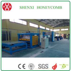 High-Speed Automatic Honeycomb Core Production Line pictures & photos