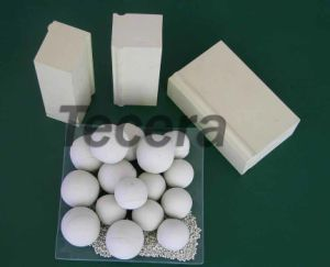 70%Alumina Ball And Lining Bricks