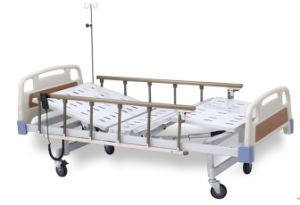 Three-Function Electric Medical Care Bed
