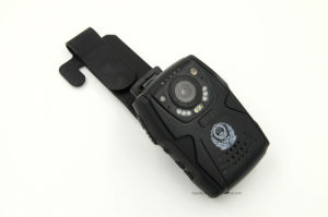 Worterproof IP 68 Long Time Recording Body Camera with IR Night Vision pictures & photos