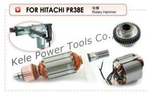 Armature, Stator, Gear Sets for Power Tools Hitachi Pr38e pictures & photos