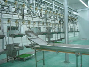 Synchronous Hygienic Inspection Line Made in China pictures & photos