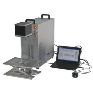 Fiber Laser Marking Machine (Mark-F20CB/F30CB) pictures & photos