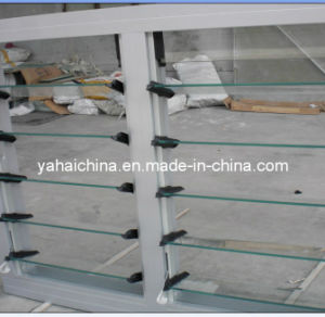 4mm Manual Clear Float Louver Window Glass pictures & photos