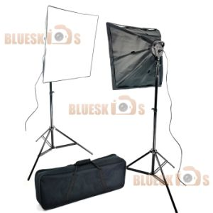 Photography Studio Continuous Light Kit