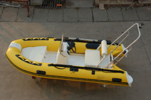 Rib Boat/Inflatable Boat/Rigid Inflatable Boat/Boat Tender (RIB 350)