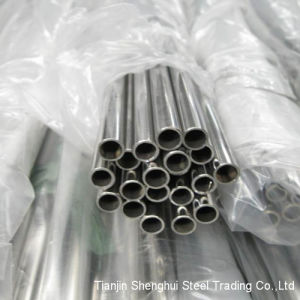 Best Quality Welded Stainless Steel Pipe (201) pictures & photos